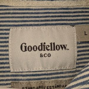 Goodfellow & Co. Men's. Size Large Button Up Shirt